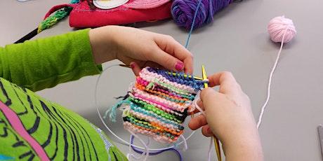 Kids' Intro to Knitting billets