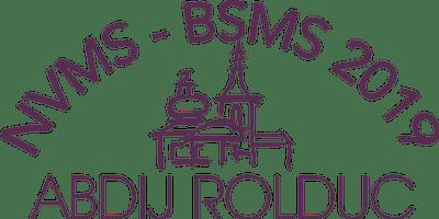 NVMS BSMS international congress on Mass Spectrometry; Rolduc 2019
