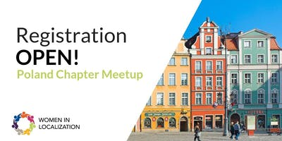 Women in Localization Poland Chapter Wroclaw Event