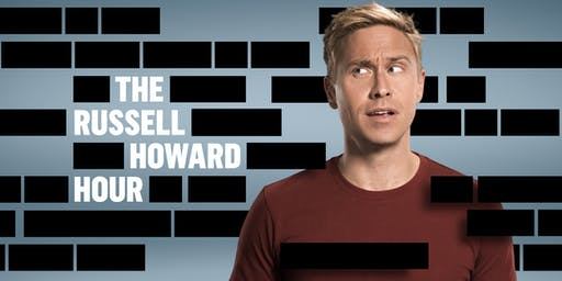 The Russell Howard Hour: Series 3 Studio Records