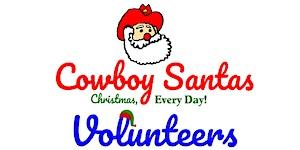 Cowboy Santas Volunteering (December 2018)