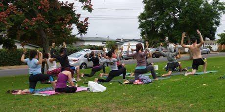 Clairemont Community Yoga tickets