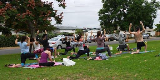 Clairemont Community Yoga