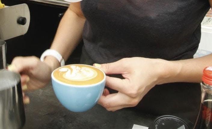 Classe Latte Art - niveau Débutant à Interméd