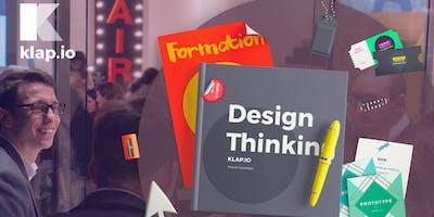 Formation Design Thinking by KLAP - 2 jours - BORDEAUX