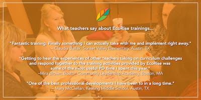 Houston EcoRise Spring Workshop