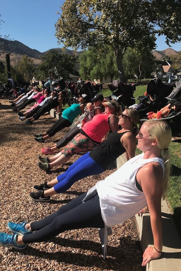 Gear up for the Holidays with Fit4Mom Conejo