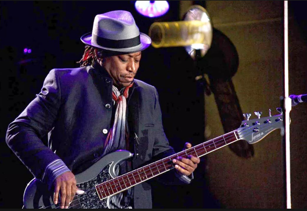 Benefit Concert: Darryl Jones Jams From The Heart