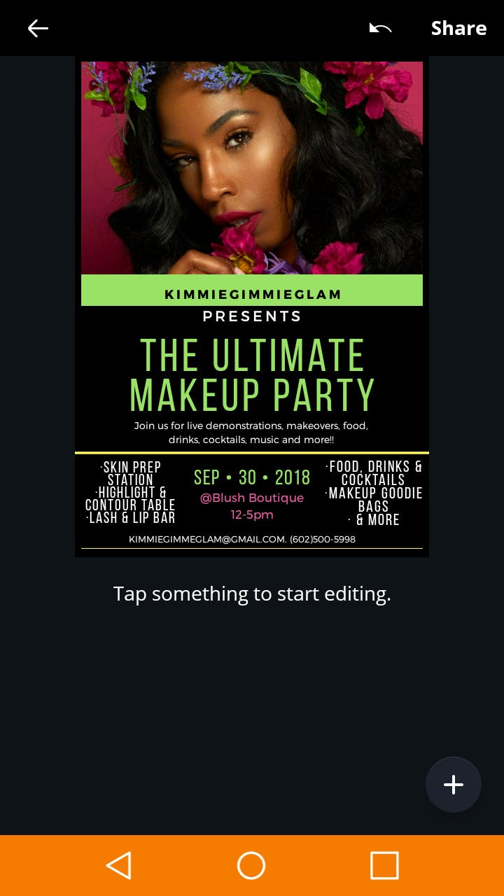 Kimmie Gimmie Glam: The Ultimate Makeup Party