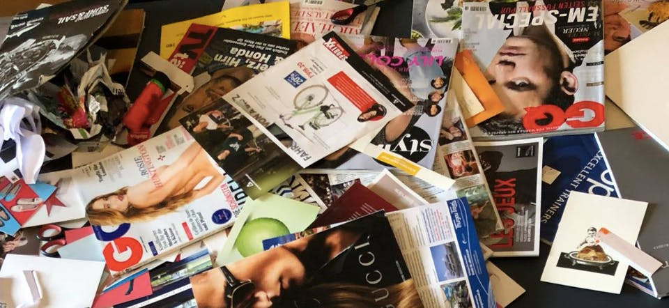 Vision Board Workshop 22. und 23. Oktober 2018 (2 Abende)