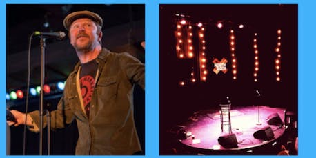 One Page Salon with Owen Egerton @ The North Door