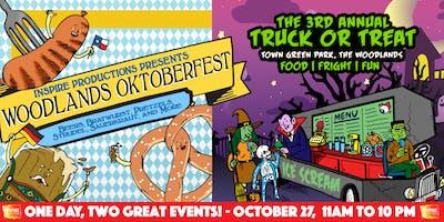 3rd Annual Truck or Treat Halloween Food Truck Festival