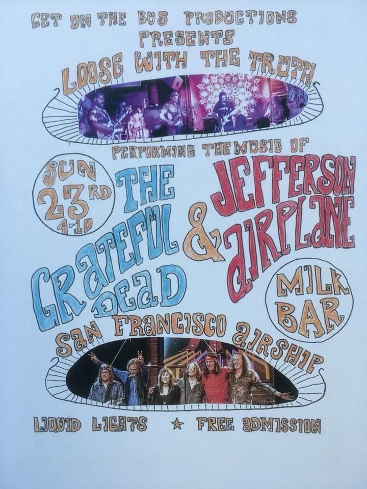 The Music of the Grateful Dead and Jefferson