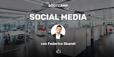 Bootcamp di Marketing Digitale ▶ Social Media con Federico Sbandi