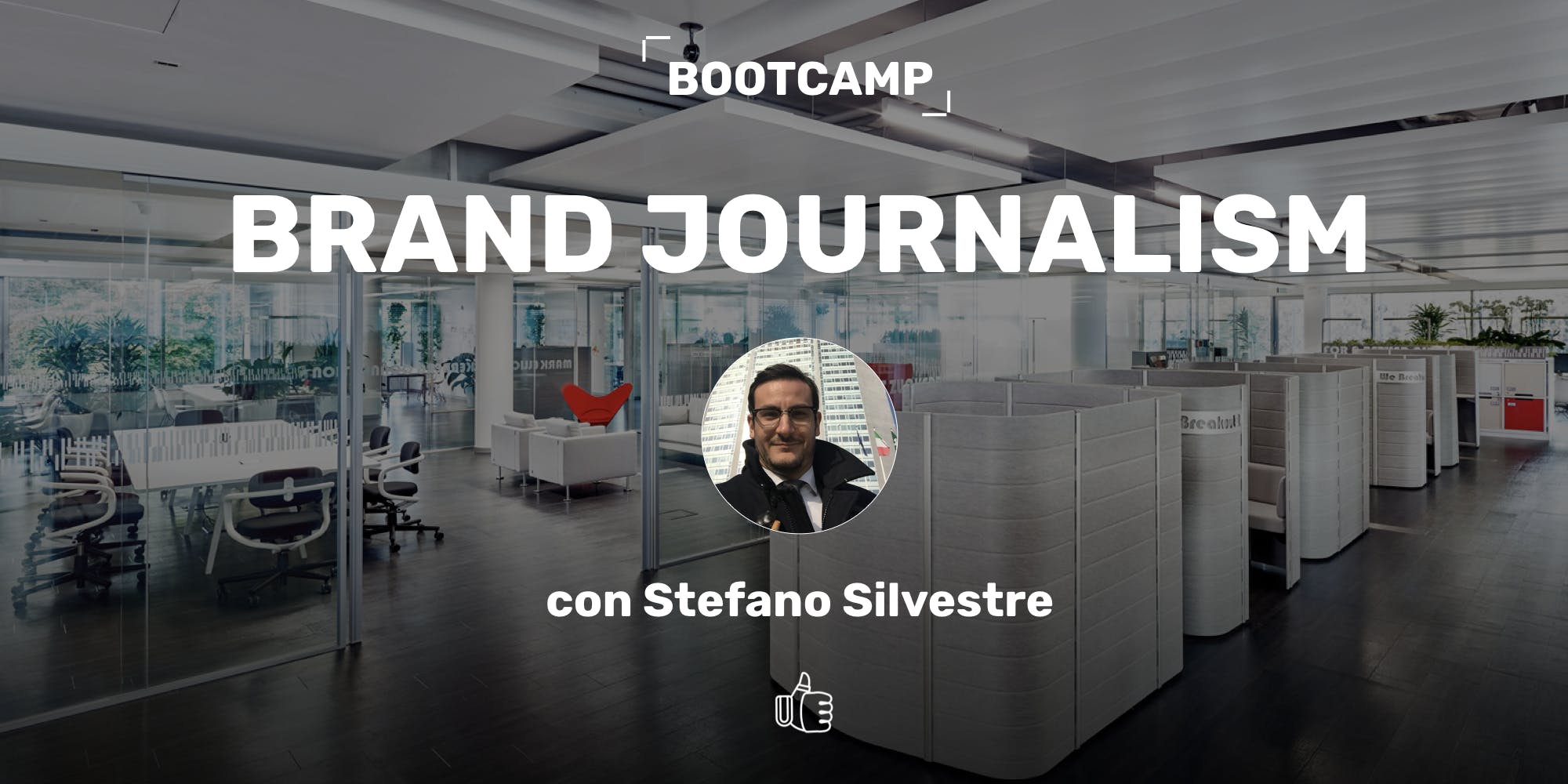 Bootcamp di Marketing Digitale ▶ Brand Journa