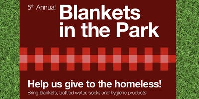 5th Annual Blankets in the Park charity event