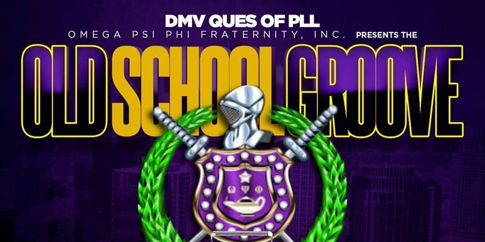The Old School Groove Hosted By The Dmv Ques Of Pll Tickets Fri