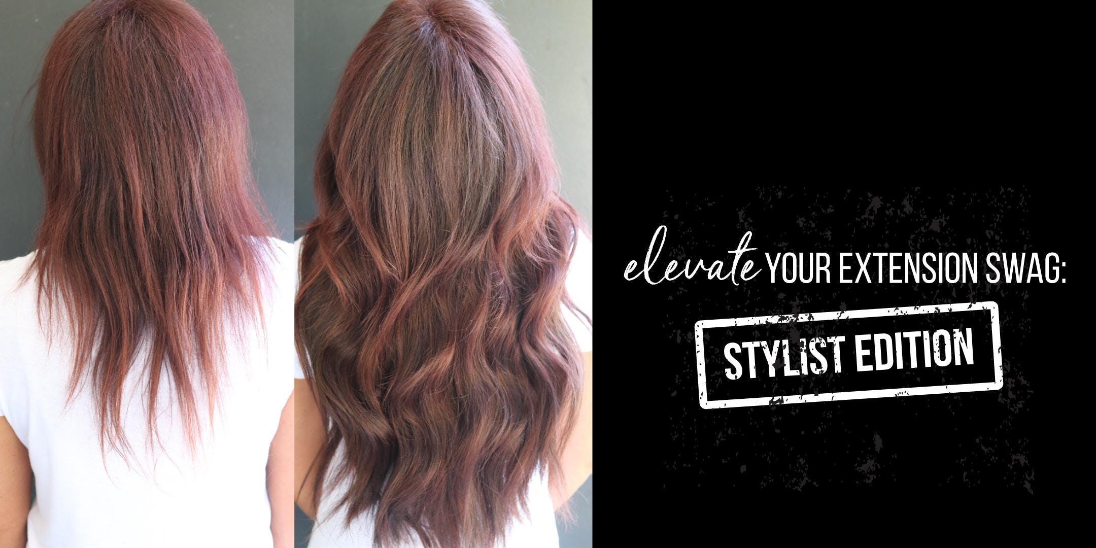Garnish Hair Extension Studio Presents Extension Swag Stylist
