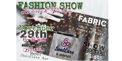 SoulCare In Surplus :: Fashion Show & Launch Party