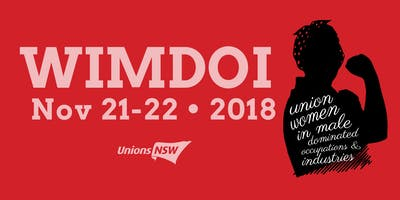 NSW Women in Male Dominated Occupations and Industries Conference
