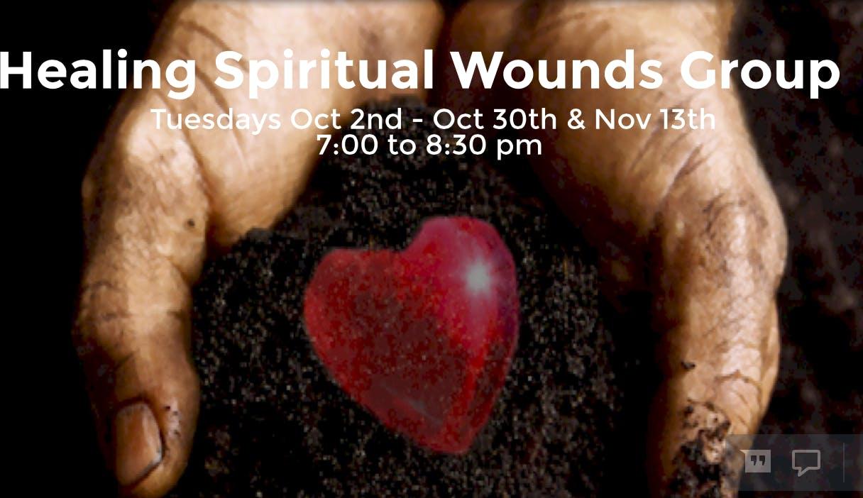 Healing Spiritual Wounds Group