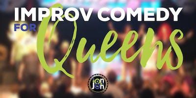 Jon Jon & Co. School of Comedy - Improv Comedy for Queens