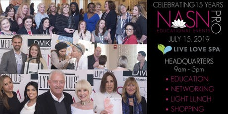 National Aesthetic Spa Networking Conference: California tickets