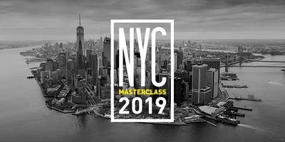 New York Masterclass 2020 Silber Ticket by Hermann Scherer