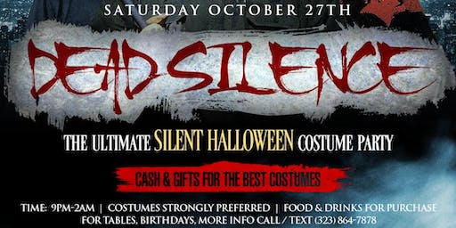 dead silence halloween party