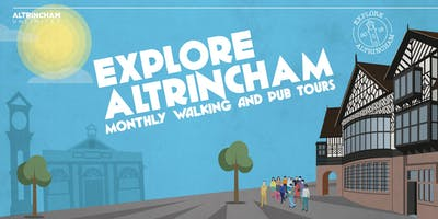 'Explore Altrincham' Grown-Ups GHOST Tour