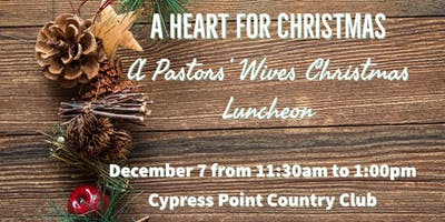 The (Re)Inspire Network Pastors' Wives Christmas Luncheon