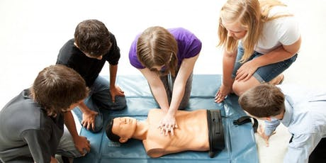 First Aid at Work Training - 3 day course tickets