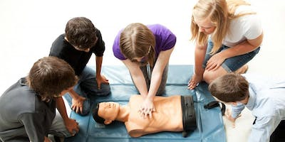 First Aid at Work Requalification (Level 3) Traini