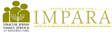 IMPARA and Syracuse Jewish Family Service logo