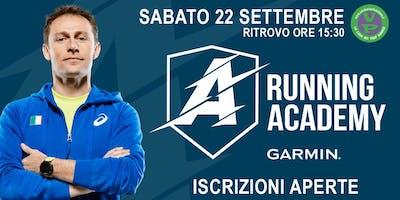 Garmin Running Accademy con Stefano Baldini
