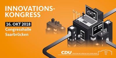 Innovationskongress der CDU Fraktion im Landtag des Saarlandes