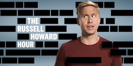 The Russell Howard Hour: Series 3 Warm-Ups tickets