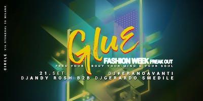 GLUE | FREAK OUT / Milano Fashion Week