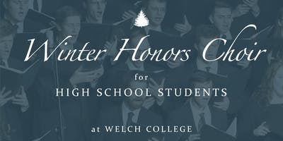 Winter Honors Choir for High School Students
