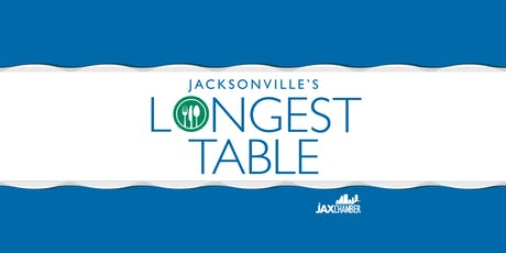 2019 Jacksonville's Longest Table tickets