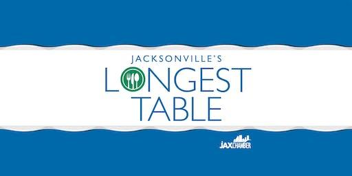 2019 Jacksonville's Longest Table