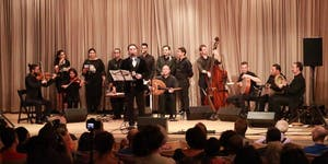 Performance: Classical Syrian Musical Composition