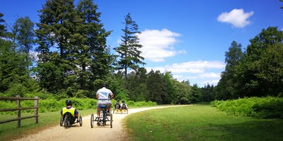 Guided Ride - Burley Yard