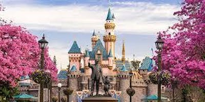 Disneyland/Disney California Adventure 4 Day Park Hopper Ticket(Closes 9/30/18)