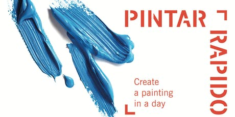 Pintar Rapido - create a painting in a day  tickets