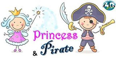 Princess & Pirate Day
