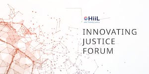 Innovating Justice Forum 2019