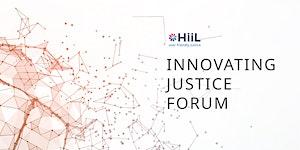 Innovating Justice Forum 2019