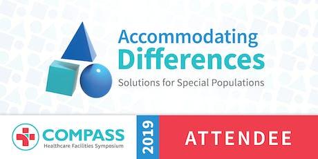 Compass 2019 - ATTENDEE Registration tickets