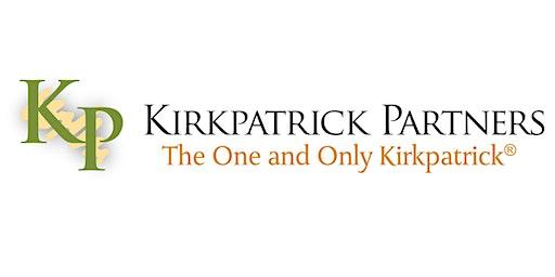Kirkpatrick Four Levels® Evaluation Certification Program